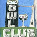 Owl Club by Rob De Vries