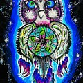 Owl No Uv by Lauren Roland
