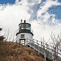 Owl's Head Lighthouse 4761 by Guy Whiteley