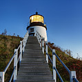 Owls Head Lighthouse by John Greim