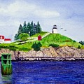 Owls Head Lighthouse by Mike Robles