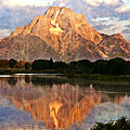Oxbow Bend by Marty Koch