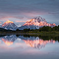 Oxbow Bend Sunrise by Jeremy Duguid