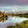 Oxbow Bend by Virginia Kickle