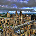 Oxford University - All Souls College by Yhun Suarez