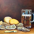 Oysters And Beer by Susan Dehlinger