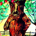 Oz Grumpy Apple Tree by Jo-Ann Hayden