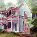 Ozark Cottage by Barry Jones