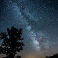 Ozarks Milky Way by Linda Shannon Morgan