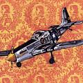 P-51 by Karl Frey