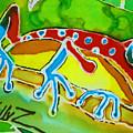 Pa Froggy by Kelly     ZumBerge
