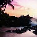 Paako Beach Sunset Jewels by Sharon Mau