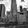 pace university campus New York City USA by Joe Fox
