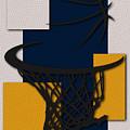 Pacers Hoop by Joe Hamilton