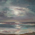 Pacific Beach by Dianne L Gardner