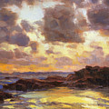 Pacific Clouds by Steve Henderson