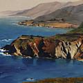 Pacific Coast by Lori Seward