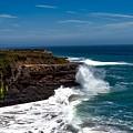 Pacific Coastline by Mountain Dreams