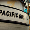 Pacific Girl by Gina Marie Gothe