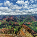 Pacific Grand Canyon by David Kulp