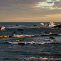 Pacific Ocean After The Storm by TL Mair