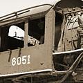 Pacific Union 6051 In Sepia by Colleen Cornelius