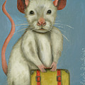Pack Rat 2 by Leah Saulnier The Painting Maniac