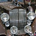 Packard Club Sedan Hood by Gerald Mitchell