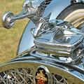 Packard Hood Ornament by Neil Zimmerman