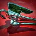 Packard Caribbean Hood Ornament by Samuel M Purvis III