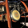 Packard Steering Wheel by David Lee Thompson