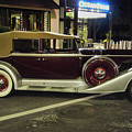 Packard Twelve Sedan Convertible by Don Columbus