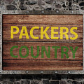 Packers Country Medieval  by Luke Tyler