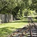 Padarn Lake Railway by Christopher Rowlands