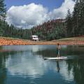 Paddleboarding by Conner Koch