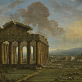 Paestum by Celestial Images