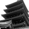 Pagoda by Keiko Richter