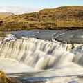 Paine River Waterfall by Mirko Chianucci