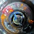 Paint In The Sink 3 by Donna Filomio