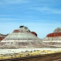 Painted Desert 2 by Jeanette Oberholtzer