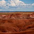 Painted Desert #4 by Robert J Caputo