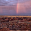 Painted Desert Rainbow by Melany Sarafis