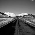 Painted Desert Road #2 by Robert J Caputo