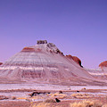 Painted Desert Tepees by Merja Waters