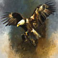 Painted Eagle by Eleanor Abramson