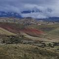 Painted Hills 4 by Ken Dietz
