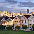 Painted Ladies In Sf California by Pierre Leclerc Photography