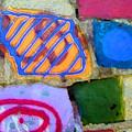 Painted Rocks by Lenore Senior