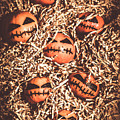 painted tangerines for Halloween by Jorgo Photography - Wall Art Gallery