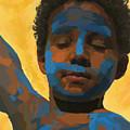 Painted Tavinho by Guto Barros